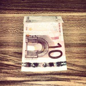 Hemd aus Geldschein falten - Geldgeschenk