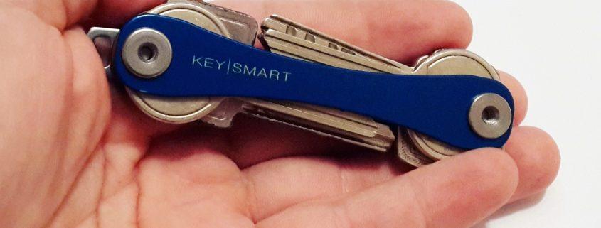 KeySmart Key Organizer