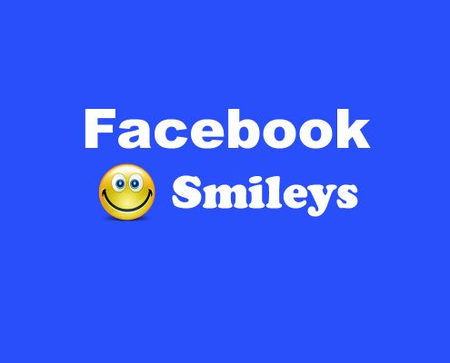 Facebook Smiley Shortcuts