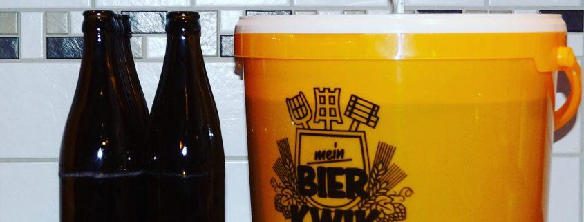 Bier Kwik Bierbrauset