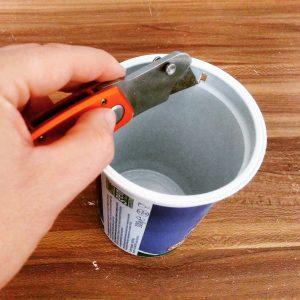 DIY Beton Leuchte