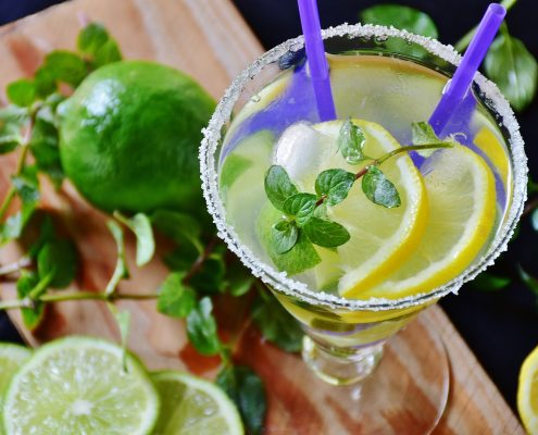 Limonade selbstgemacht - Rezept