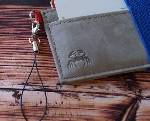 Crabby Wallet Geldtasche
