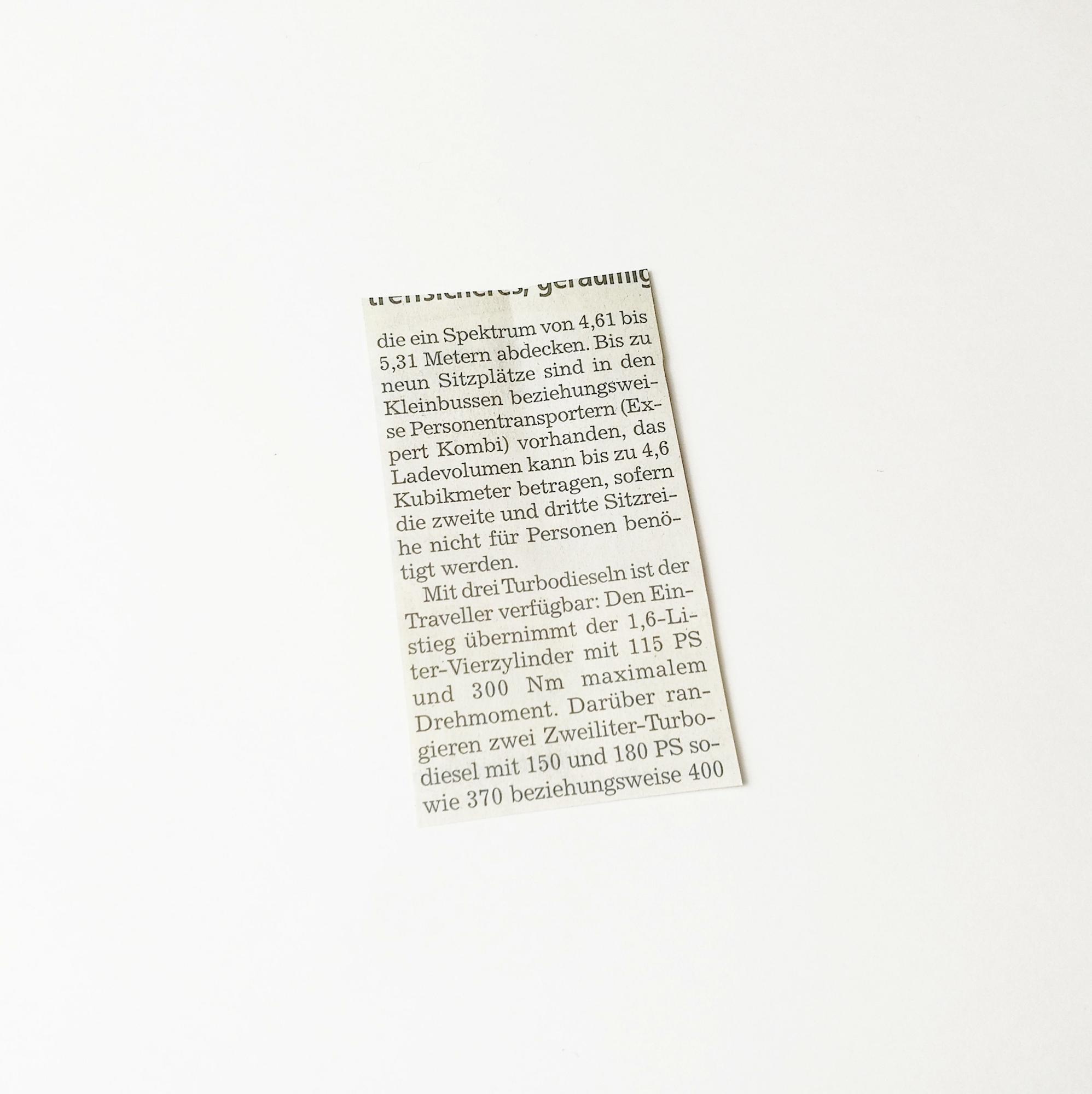 Deko Weihnachtsbaum aus einer Zeitung • Kreativ Blog - DIY & Gadgets