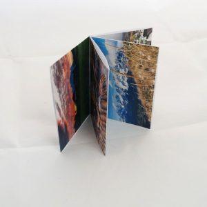 DIY Mini-Album für die Hosentasche
