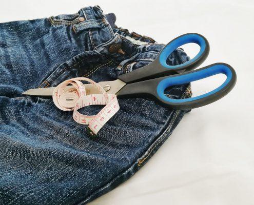 Upcycling von Kleidung - DIY