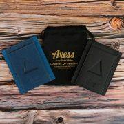 Axess Wallet Frontpocket Geldtasche