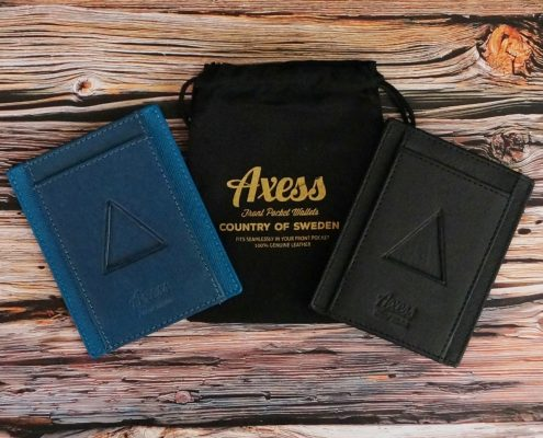 Axess Wallet Frontpocket Geldtasche