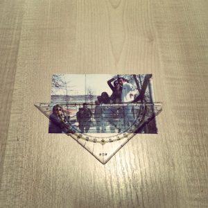 DIY Würfelpuzzle
