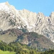 Kaisergebirge Kirchdorf in Tirol