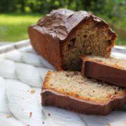 Mandelkuchen mit Schokolade (c) zeitglueck.com
