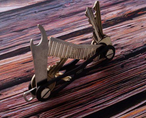Mokey Key Organizer - Schlüssel Taschenmesser