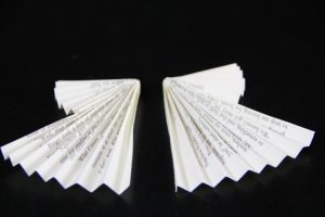 Papierengel basteln