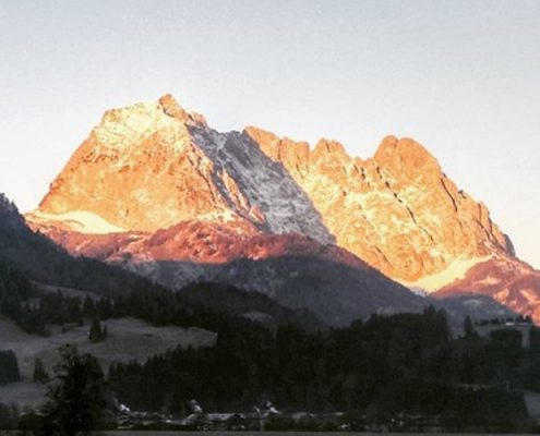 Wilder Kaiser in Kirchdorf in Tirol