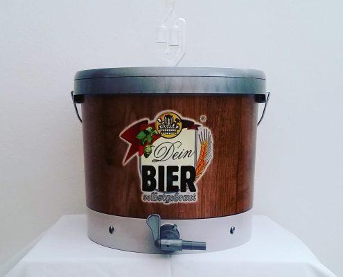 Das Bier - Brausystem