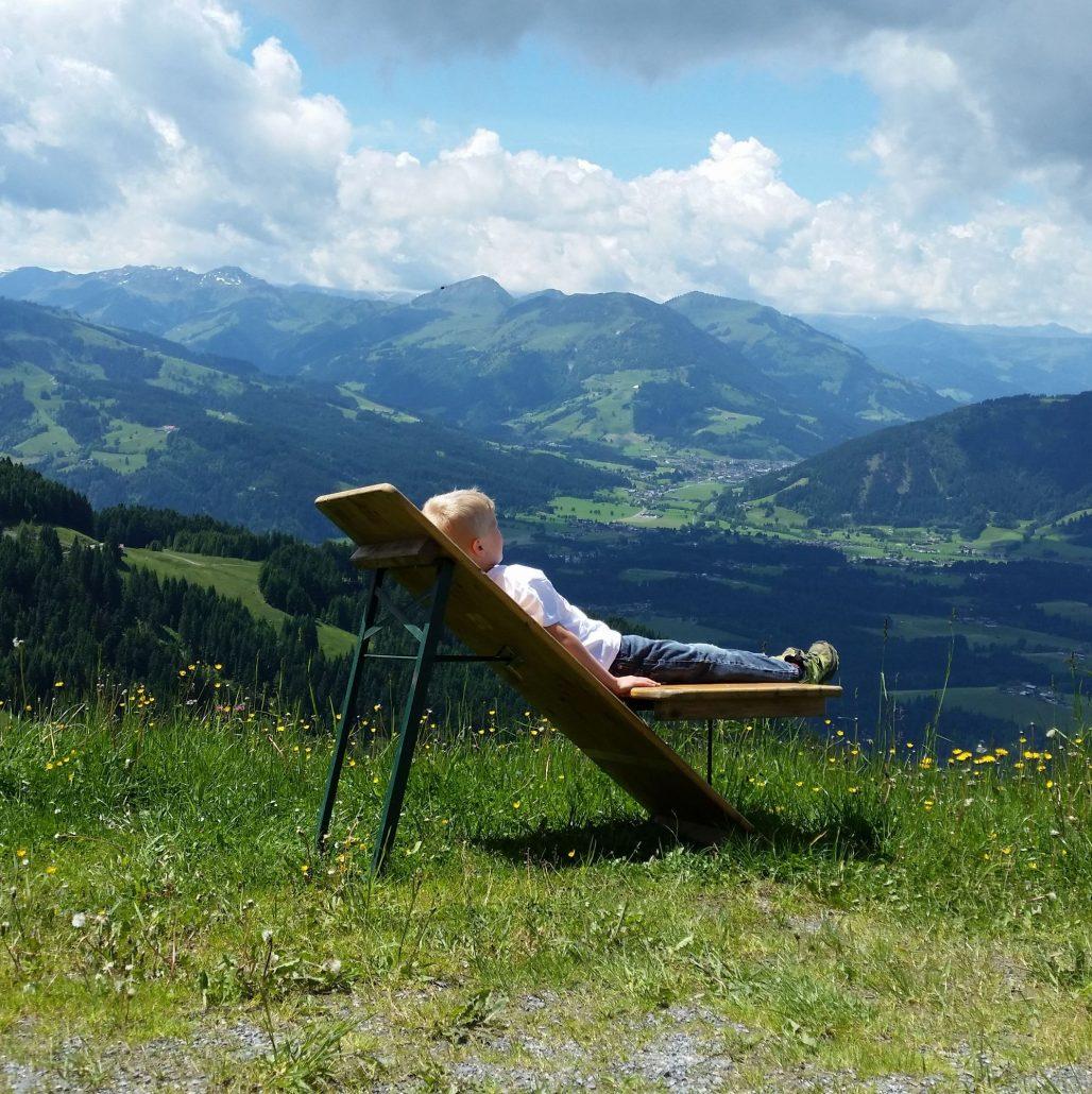 Biertisch Liegestuhl – Upcycling • Kreativ Blog - DIY & Gadgets