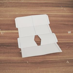 Papier Geldtasche