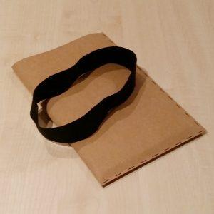 DIY Tablet Tasche
