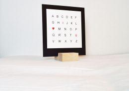I Love U Bild – Valentinstag