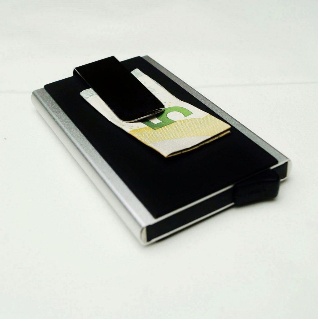 Kugiz Wallet: raffinierter Kartenhalter mit Clip - Kreativ Blog - DIY