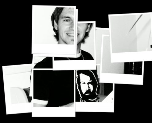 Collage aus einem Bild – Hockneyizer