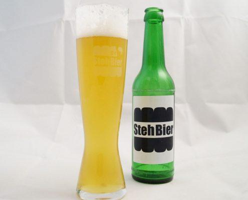 Stehbier goes Braufabrik