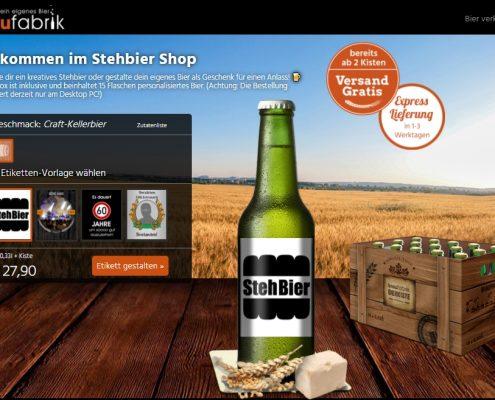 Stehbier Biershop