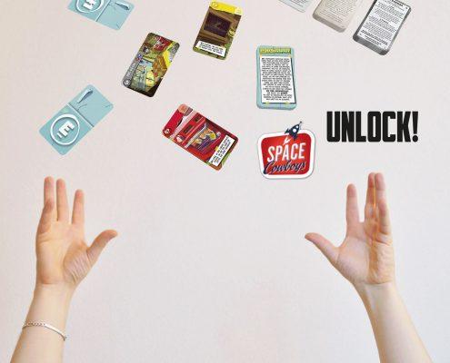 Unlock: Mystery Adventures von Asmodee