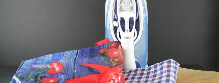 Upcycling Bügelbilder aus Plastiktüten (c) mamtamtam