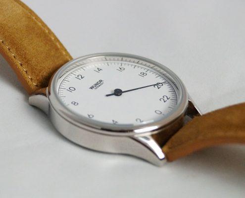 Wundrwatch – Uhr mit nur einem Zeiger