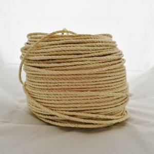 DIY Schale aus einem Seil