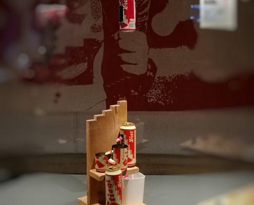 DIY bei Stiegl - Brauwelt Ausstellung