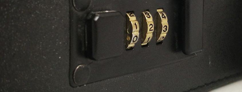 Ordner mit Passwort schützen