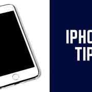 Signatur - iPhone Tipp