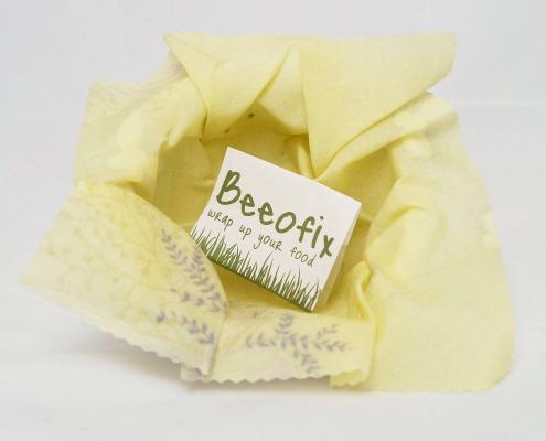Beeofix Bienenwachstücher