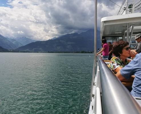 Zell am See Schifffahrt