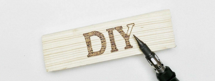 Brandmalerei mit Brennstift - DIY