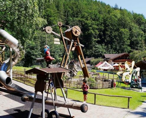 Märchenpark Marquartstein - Erlebnispark in Bayern