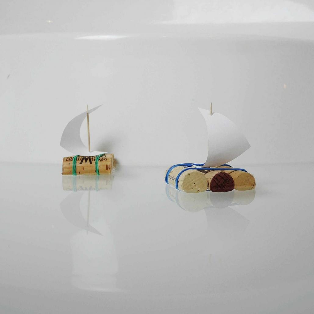 Schiff Aus Weinkorken Kreativ Blog Diy Gadgets