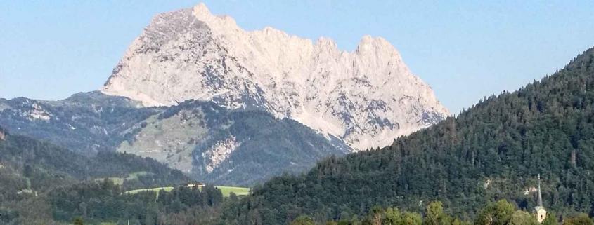 Wilder Kaiser in Kirchdorf in Tirol