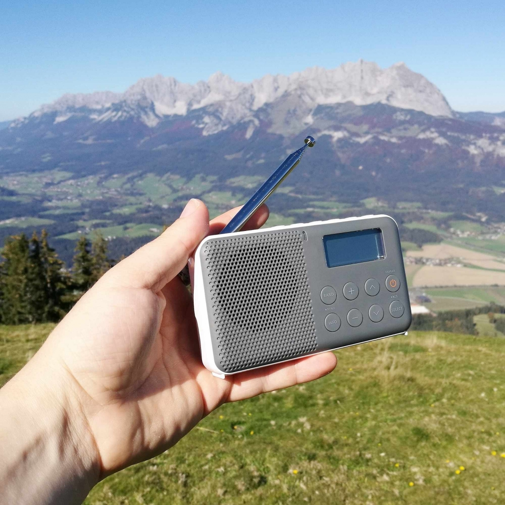 Sangean Pocket Radio