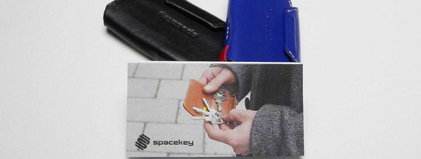 Space Key - Schlüsselhalter