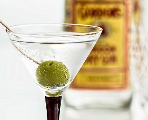 Sprüche und Zitate mit Gin