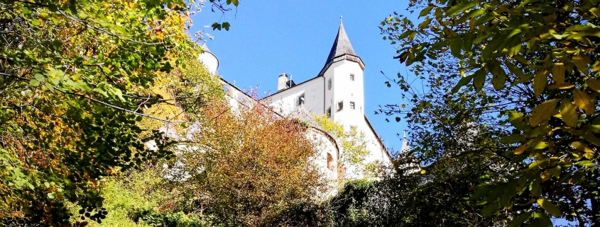 Schloss Tratzberg in Tirol