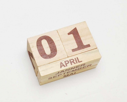 1. April - lustige Aprilscherze fürs Büro