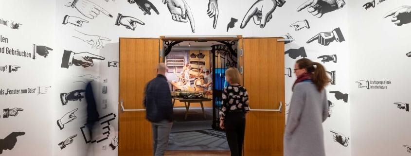 DIY in der Ausstellung - Schallaburg