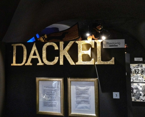 Dackelmuseum in Passau - Bayern