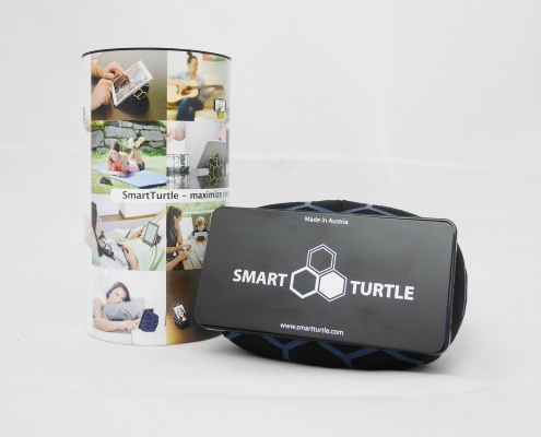 Smartturtle - Smartphone Sitzkissen