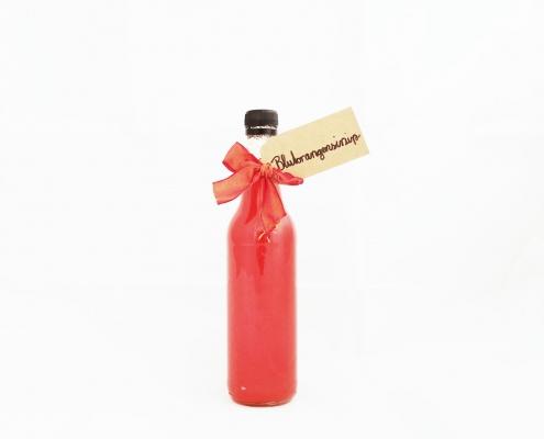 Blutorangensirup selbstgemacht - Rezept