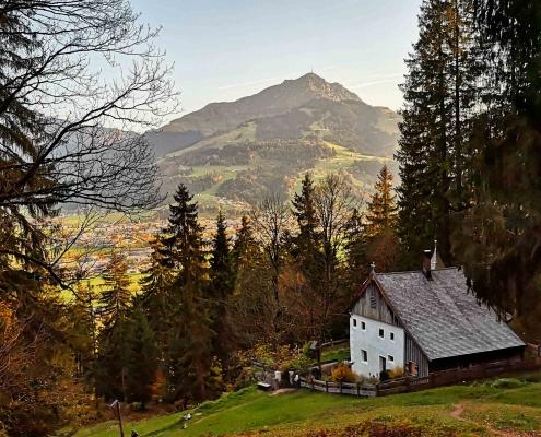 Einsiedelei in St. Johann in Tirol
